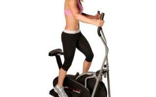 vélo elliptique confidence2en1