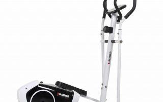 vélo elliptique hammer