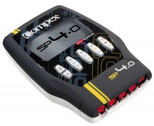 compex 4.0 electrostimulateur