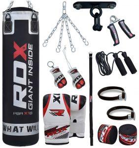meilleur sac de frappe complet RDX