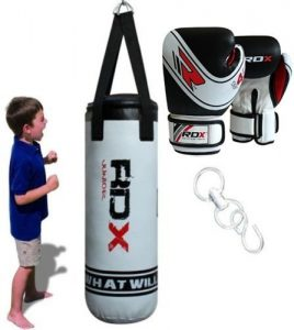 meilleur sac de frappe pour enfants RDX MMA