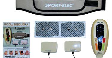 sport elec body beautiful electrostimulateur
