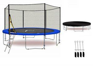comparatif trampoline meilleur modèle XXL