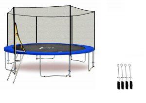 meilleur trampoline XXL qualité