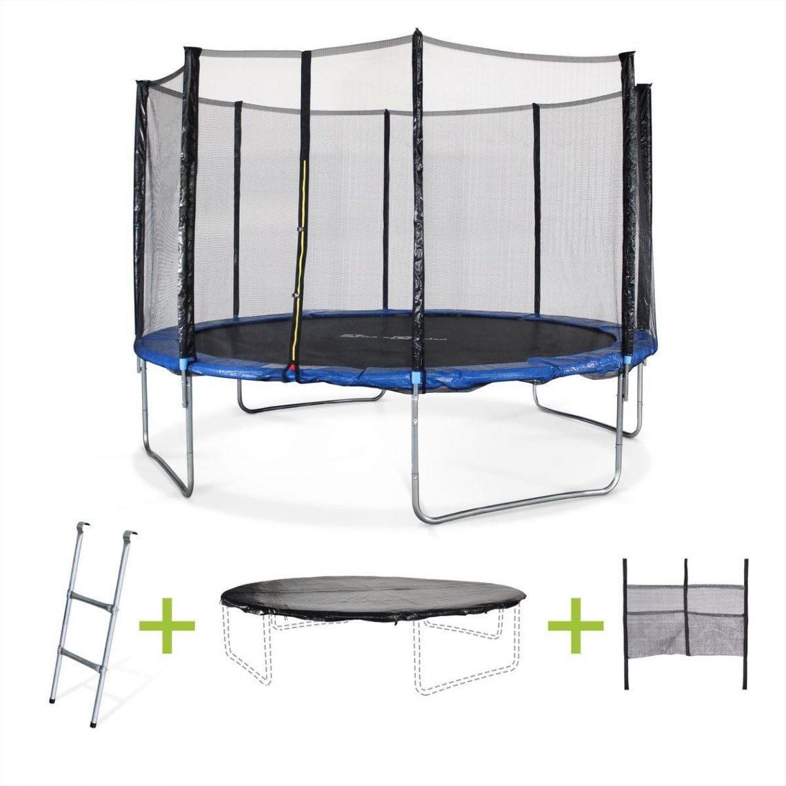 meilleur trampoline de jardin exterieur