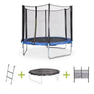 meilleur trampoline de qualité à petit prix