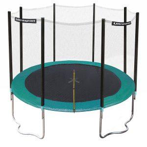 meilleur trampoline jardin ultrasport