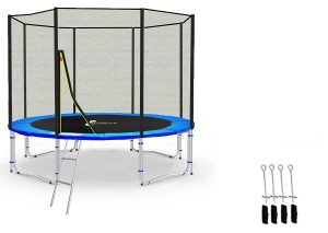 meilleur trampoline proaktiv pas cher