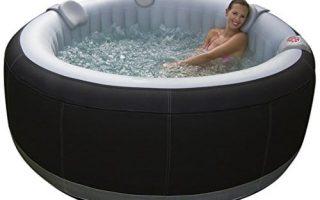 meilleur spa gonflable ospazia 4 places rond