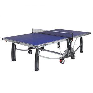meilleure table de ping pong outdoor 500M Cornilleau haut de gamme