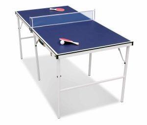 meilleure table de ping pong pas cher HLC avec raquettes