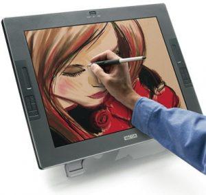 Comparatif meilleure tablette graphique