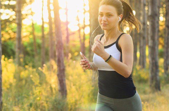 Vêtements de running femme