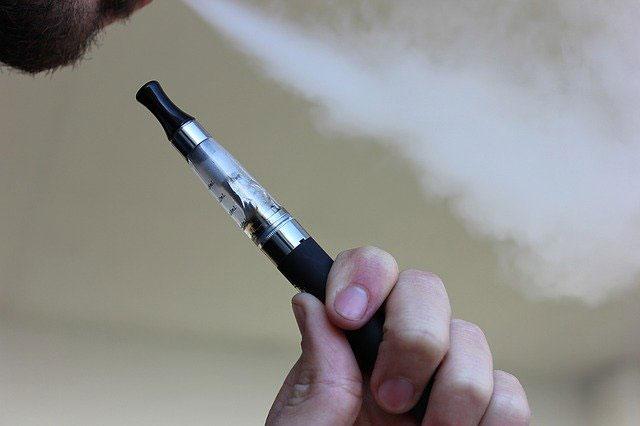 Arreter de fumer avec cigarette electronique