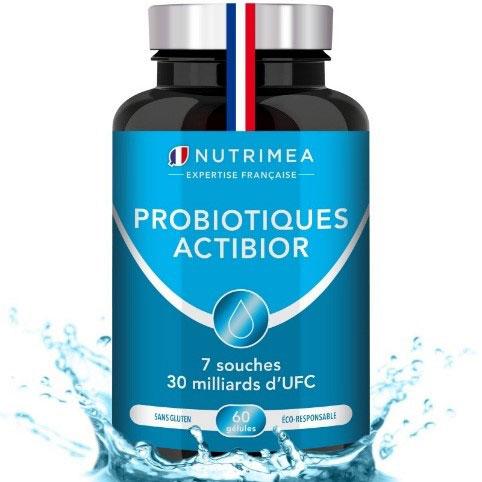 probiotique actibor
