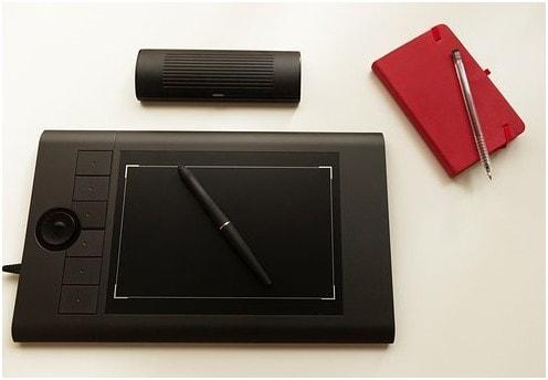 comparatif tablette graphique