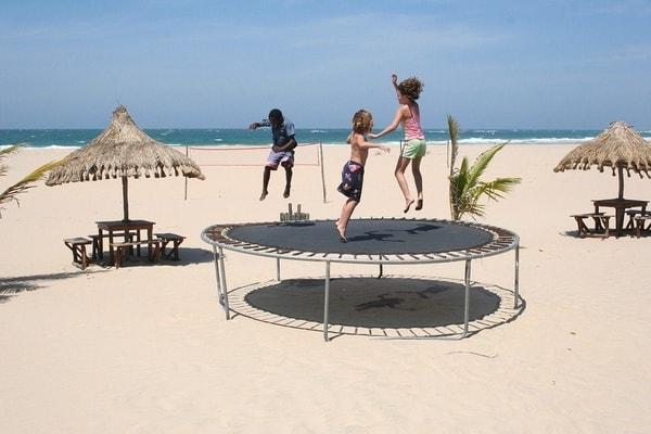 comparatif trampoline